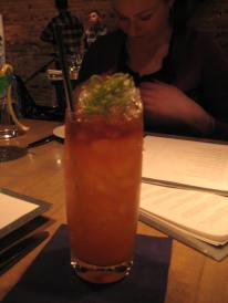 Gastown Swizzle at L'Abattoir