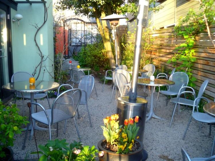 Sambar's outdoor patio