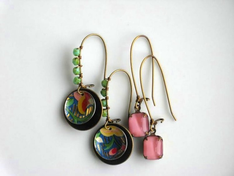 Tingol earrings