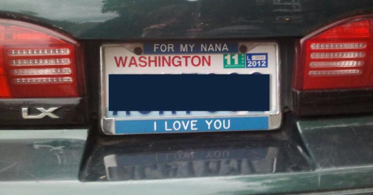 For my Nana - I love you