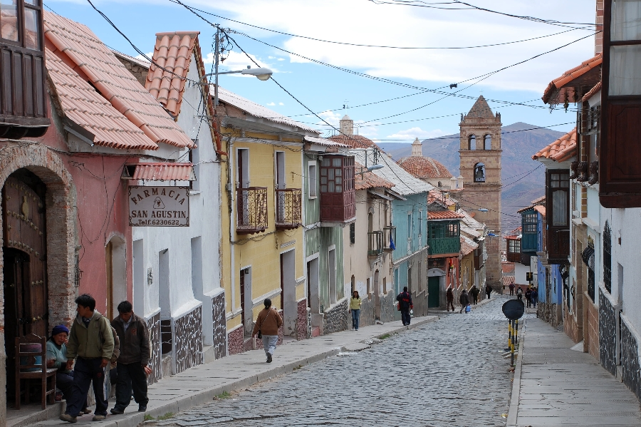 Potosi, a onetime boomtown