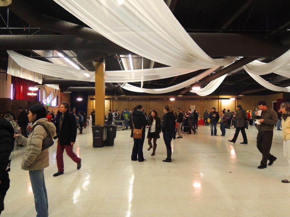 Seattle Underground Food Market