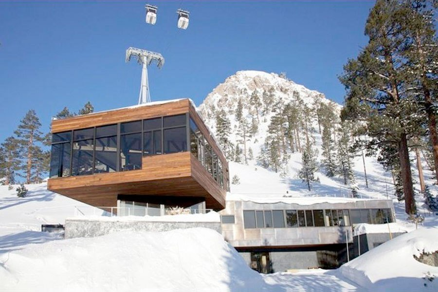 Architectural Digest - Olympic Valley