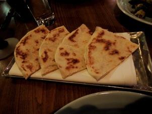 Shanik naan bread