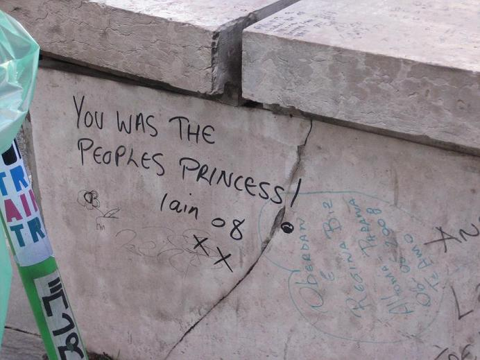 Diana - You was the peoples princess