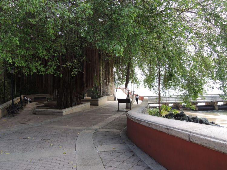 Paseo del Morro