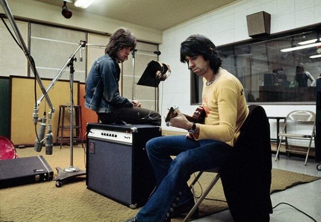 Mick Jagger and Keith RichardsMick Jagger and Keith Richards