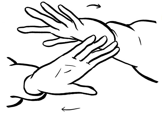 """""""Not-Having-It Hands"""""""