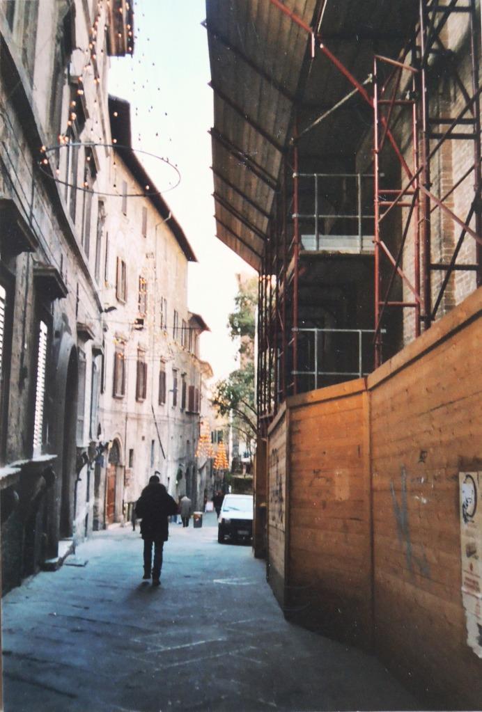 Perugia - via dei Priori