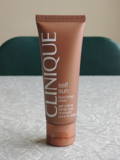 Clinique Self-Tanner
