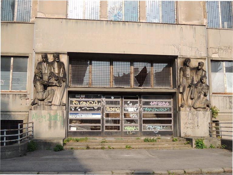 Bezručova hospital, Bratislava
