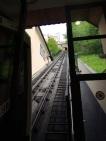 Hohensalzburg Castle - funicular