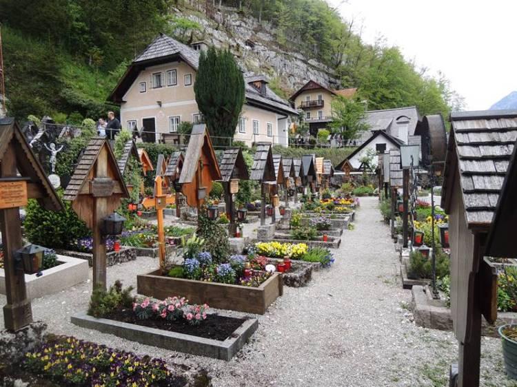 Hallstatt Cemetery