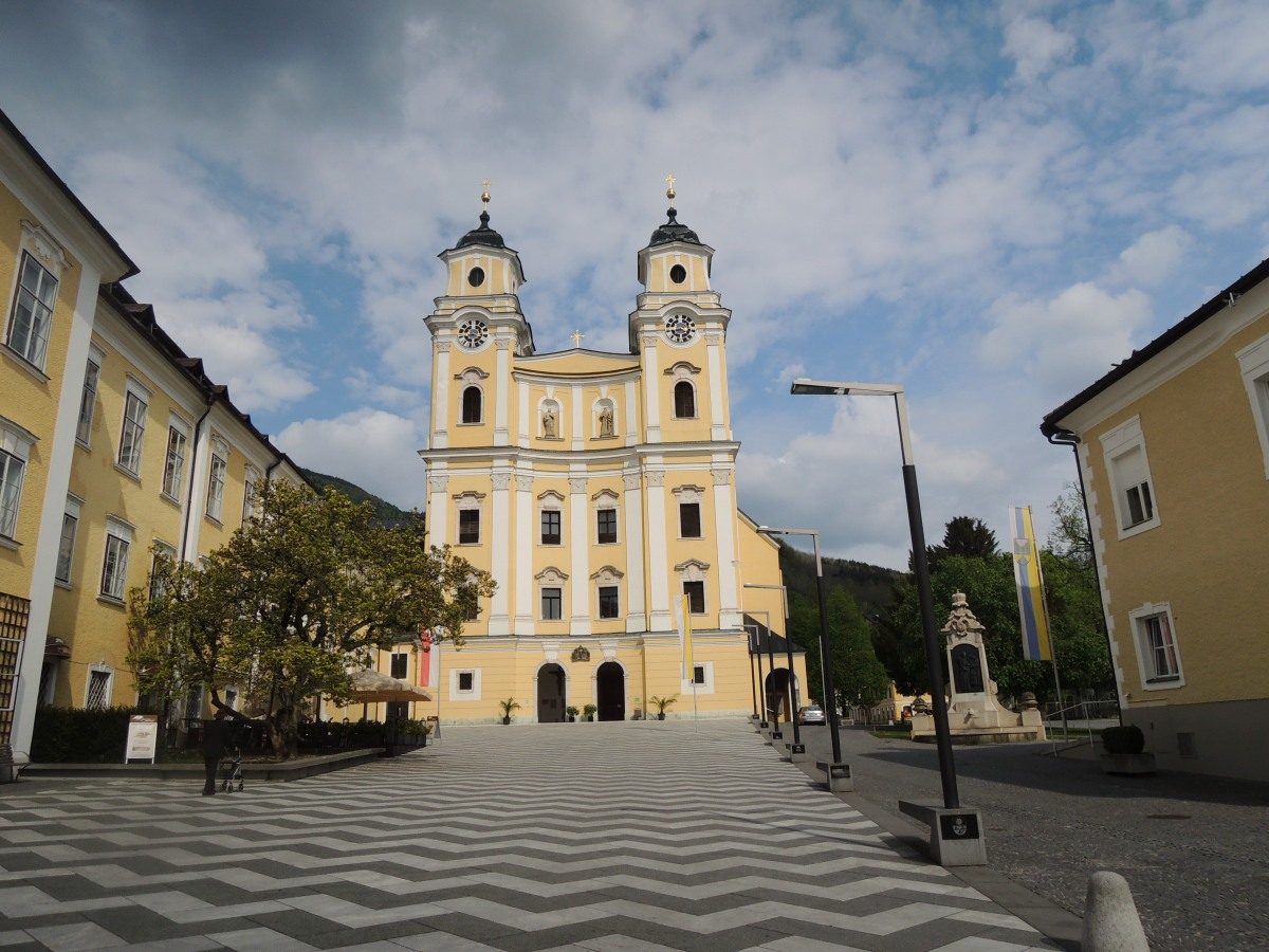 Mondsee Abbey