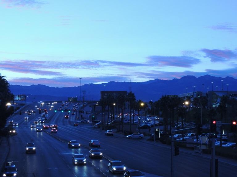 Las Vegas - dusk