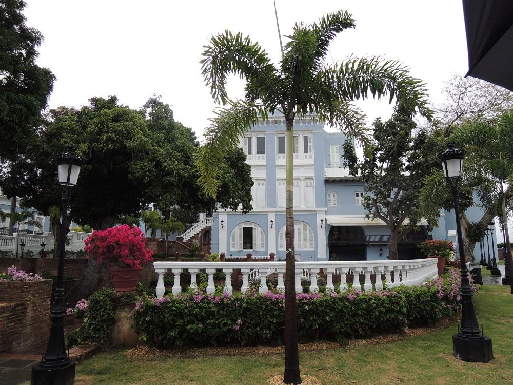 La Fortaleza - Palacio de Santa Catalina - mansion
