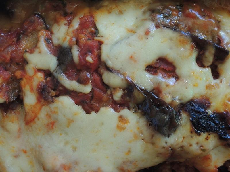 Trader Joe's Roasted Eggplant Parmesan